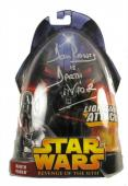 Dave Prowse Star Wars Vader Autographed Signed Action Figure Certified PSA/DNA