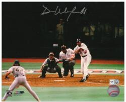 "Dave Winfield Minnesota Twins 3000th Hit Autographed 8"" x 10"" Photograph"