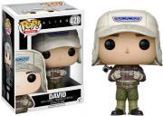 David Alien #428 Funko Pop!