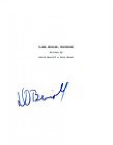 David Benioff Signed Autographed X-MEN ORIGINS WOLVERINE Movie Script COA VD