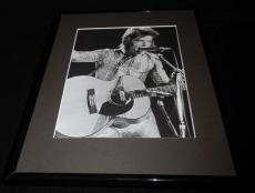 David Bowie Framed 11x14 Photo Display