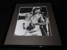 David Bowie Framed 11x14 Photo Display