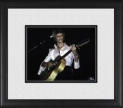 """David Bowie Framed 8"""" x 10"""" Performing in Hollywood Photograph"""