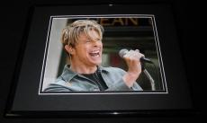 David Bowie Framed 8x10 Photo Poster