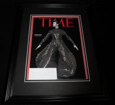 David Bowie Framed ORIGINAL 2016 Time Magazine Tribute Cover