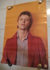 David Bowie Music Legend Ro 099 Holland 23x34 Original Poster Authentic Vintage