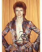 David Bowie Signed 8X10 Photo Autographed JSA #Z47215