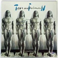 David Bowie Signed Autographed Tin Machine II Album LP PSA/DNA