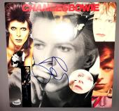 David Bowie Signed Changesbowie Album Sgc Authenticated Full Loa Rare