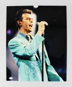David Bowie Signed & Inscribed16x20 Concert Photo- JSA Full LOA