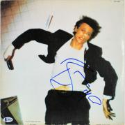 David Bowie Signed Lodger Album Cover W/ Vinyl Autographed BAS #A88331