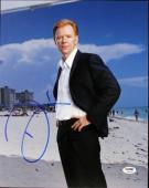 David Caruso Csi Miami Signed 11X14 Photo Autographed PSA/DNA #K63476