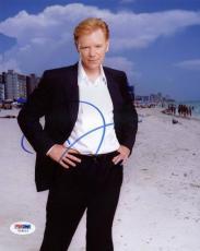 David Caruso Csi Miami Signed 8X10 Photo Autographed PSA/DNA #U18613