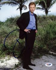 David Caruso Csi Miami Signed 8X10 Photo Autographed PSA/DNA #X35839