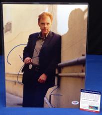 David Caruso Signed 11x14 Photo - PSA/DNA # Z53197