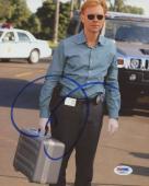 DAVID CARUSO SIGNED CSI MIAMI 8x10 PHOTO w/ PSA/DNA COA NYPD BLUE HILL ST BLUES