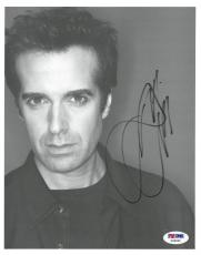 David Cooperfield Signed Authentic Autographed 8x10 B/W Photo PSA/DNA #Z39930