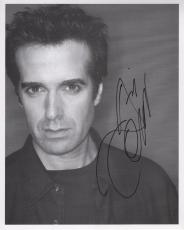DAVID COPPERFIELD HAND SIGNED 8x10 PHOTO+COA       AWESOME FACE SHOT    MAGICIAN