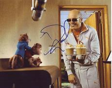 DAVID CROSS signed *ALVIN AND THE CHIPMUNKS* 8x10 photo Ian W/COA #3