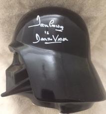 David Dave Prowse Signed Darth Vader Star Wars Helmet PSA DNA COA
