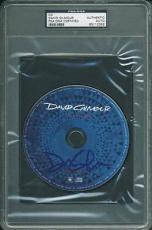David Gilmour Signed On An Island Cd Autographed PSA/DNA Slabbed