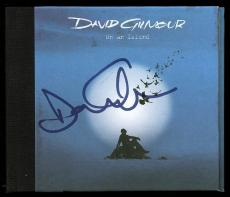 David Gilmour Signed On An Island Cd Cover Autographed PSA/DNA #U01368