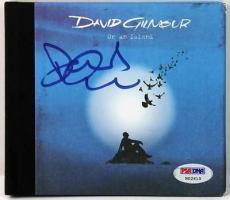 David Gilmour Signed On An Island Cd Cover W/ Disc PSA/DNA #H02615