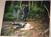 "David Giuntoli Signed Autograph ""grimm"" Classic Episode Forest 8x10 Photo Coa"