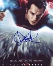 DAVID GOYER signed *SUPERMAN* Man Of Steel WRITER 8X10 photo W/COA #2