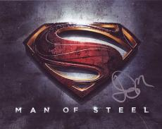 DAVID GOYER signed *SUPERMAN* Man Of Steel WRITER 8X10 photo W/COA #3