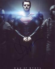 DAVID GOYER signed *SUPERMAN* Man Of Steel WRITER 8X10 photo W/COA #4