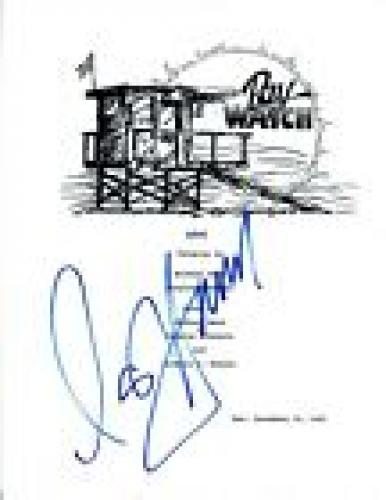 David Hasselhoff Signed Autographed BAYWATCH Pilot Episode Script COA