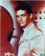 David Hedison autographed 8x10 photo (Voyage to the Bottom of the Sea) Image #2