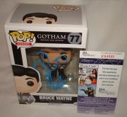 David Mazouz Signed   Autographed Bruce Wayne Gotham Funko Pop Toy Doll Figurine - JSA