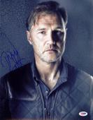 David Morrissey SIGNED 11x14 Photo Governor The Walking Dead PSA/DNA AUTOGRAPHED