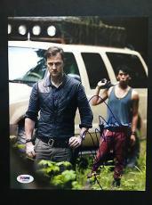 David Morrissey Signed 8x10 Photo Autograph The Walking Dead Governor Psa Coa
