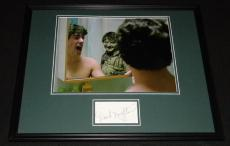 David Naughton Signed Framed 16x20 Poster Display American Werewolf in London C