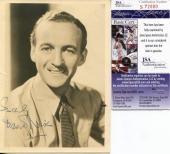 David Niven Actor In The Pink Panther Signed Photo Autograph Jsa Authenticated