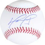 David Ortiz Boston Red Sox Autographed Baseball - Mounted Memories