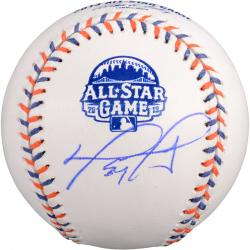 David Ortiz Boston Red Sox Autographed 2013 All Star Baseball