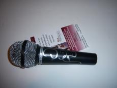 David Pirner Soul Asylum Jsa/coa Signed Microphone