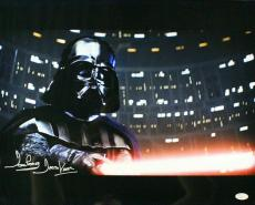 David Prowse Autographed/signed Darth Vader Star Wars 16x20 Photo 21179 Jsa