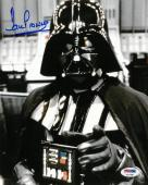 David Prowse Signed Star Wars Authentic Autographed 8x10 Photo PSA/DNA #AC17586