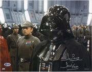 "David Prowse Star Wars Autographed 11"" x 14"" Photograph with ""Darth Vader"" Inscription"