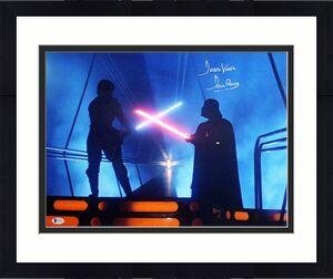 """David Prowse Star Wars """"Darth Vader"""" Signed 16X20 Photo BAS 5"""