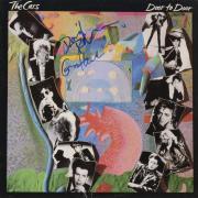 David Robinson & Greg Hawkes Autographed The Cars Door to Door Album Cover - PSA/DNA COA