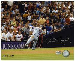 "David Wright New York Mets Autographed 8"" x 10"" Barehand Catch Photograph"
