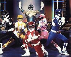 "David Yost Power Rangers ""Billy"" Signed 8X10 Photo BAS #B81279"