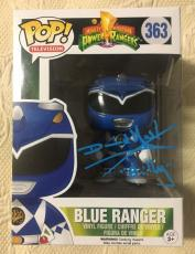 David Yost Signed Autographed Blue Ranger Funko Pop Power Rangers PSA/DNA COA 1