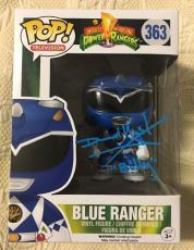 David Yost Signed Autographed Blue Ranger Funko Pop Power Rangers PSA/DNA COA 3